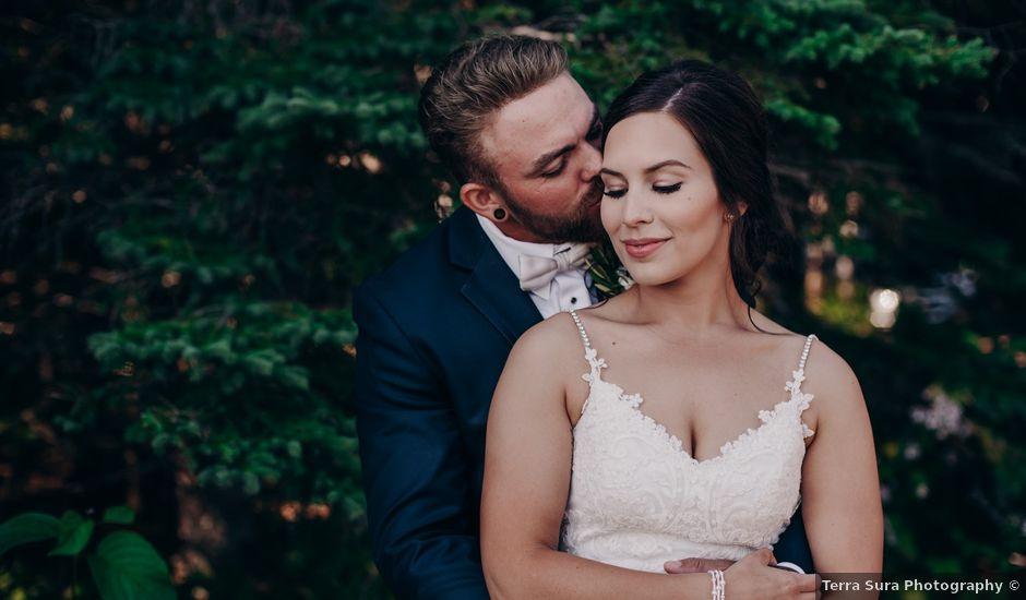 Chaya and Chase's Wedding in Lutsen, Minnesota