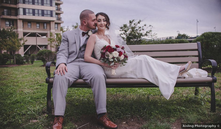 Dierdre and Sam's Wedding in Quincy, Massachusetts