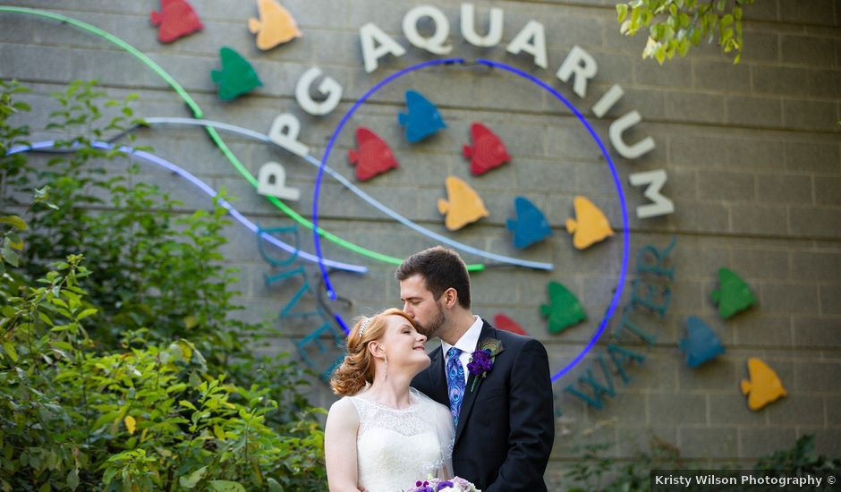 Zach and Amy's Wedding in Pittsburgh, Pennsylvania