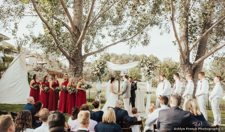 Barrett and Katie's Wedding in West Jordan, Utah