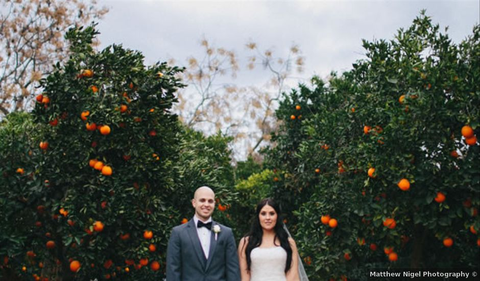 Jessica and Kevin's Wedding in San Marcos, California