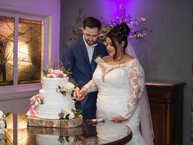 Thomas and Silvia's Wedding in Assonet, Massachusetts 1