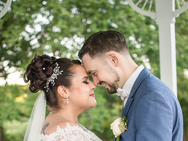 Thomas and Silvia's Wedding in Assonet, Massachusetts 7
