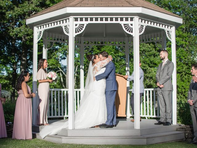 Thomas and Silvia's Wedding in Assonet, Massachusetts 11