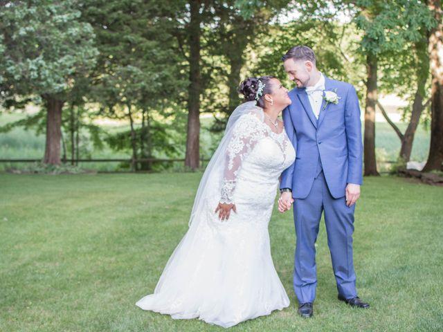 The wedding of Silvia and Thomas