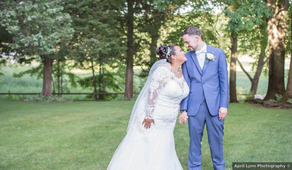 Thomas and Silvia's Wedding in Assonet, Massachusetts