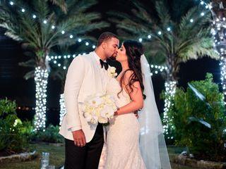 The wedding of Johnathan and Mariana