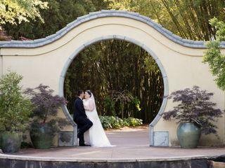 The wedding of Sabrina and Cory