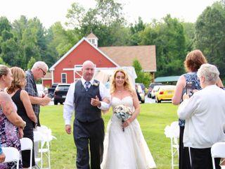The wedding of Kathleen and Corey 2