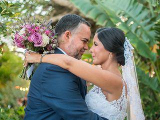 The wedding of Shakira and Josué