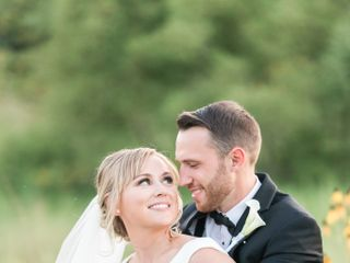 The wedding of Kelsey and Brandon