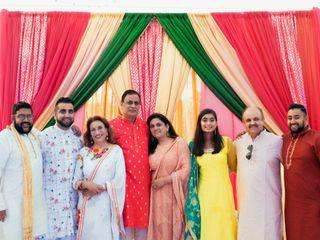 The wedding of Heena and Priyesh 1