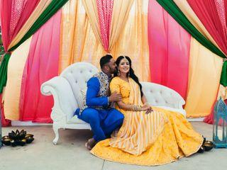The wedding of Heena and Priyesh 2