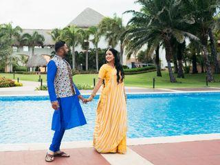 The wedding of Heena and Priyesh 3