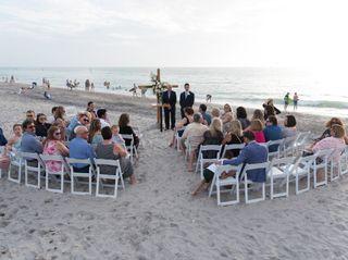 The wedding of Sarah and Tom 2