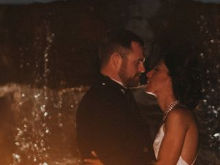 The wedding of Kayla and Chris 2
