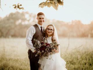 The wedding of Mackenzie and Dason
