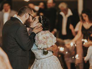 The wedding of Mathew and Karla 1