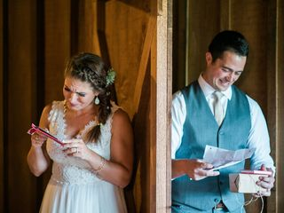 Heather and Scott's Wedding in Portersville, Pennsylvania 6