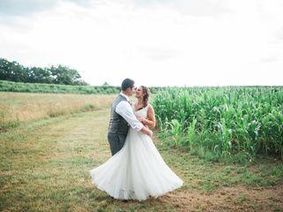 Heather and Scott's Wedding in Portersville, Pennsylvania 20