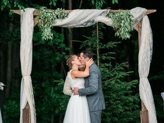 Heather and Scott's Wedding in Portersville, Pennsylvania 17