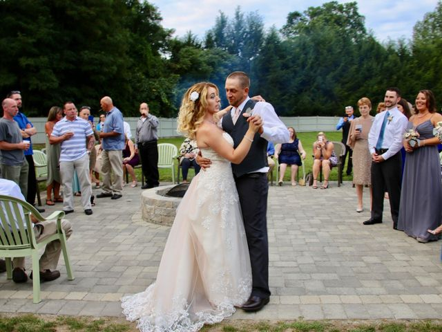 Corey and Kathleen's Wedding in Sterling, Massachusetts 11