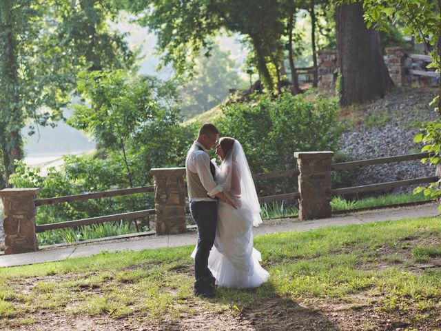The wedding of Amy and Billy