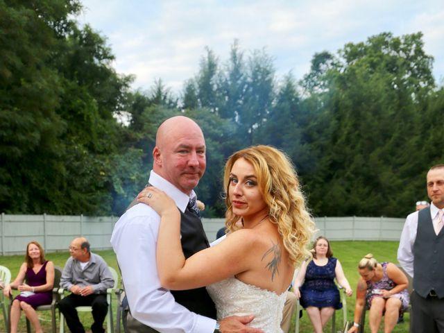 Corey and Kathleen's Wedding in Sterling, Massachusetts 9