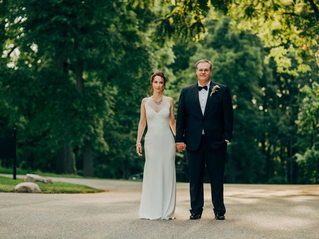 The wedding of Alexis and Joe