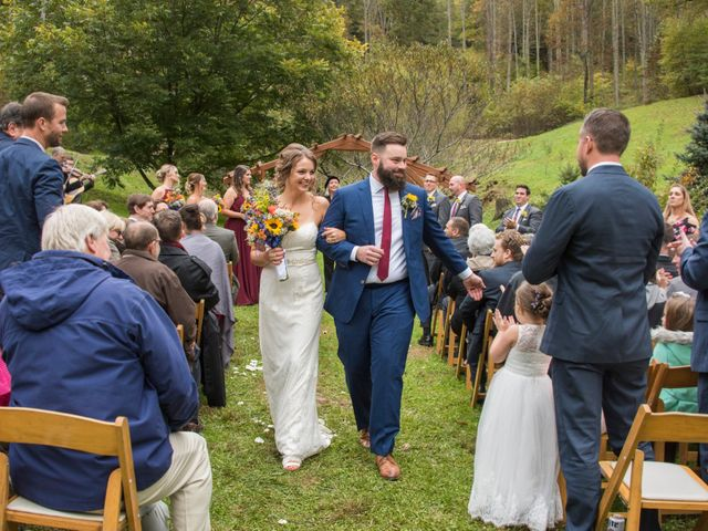 Ryan and Joese's Wedding in Asheville, North Carolina 2