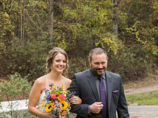 Ryan and Joese's Wedding in Asheville, North Carolina 7