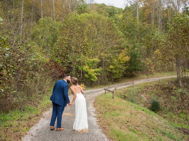 Ryan and Joese's Wedding in Asheville, North Carolina 9