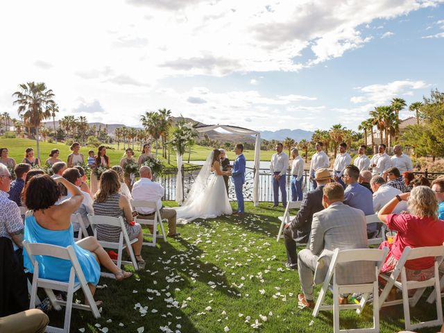 Justin and Brittany's Wedding in Las Vegas, Nevada 1