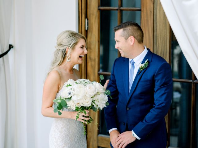 Josh and Kelly's Wedding in Rosemary Beach, Florida 10