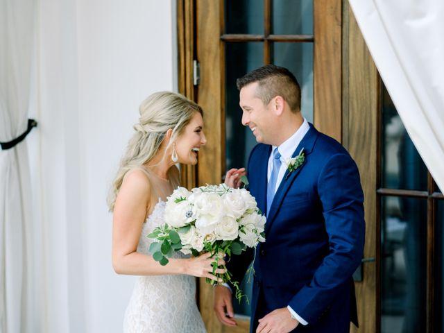 Josh and Kelly's Wedding in Rosemary Beach, Florida 11