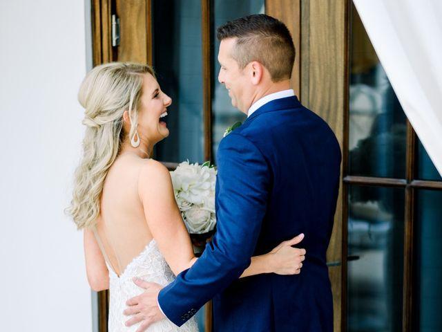 Josh and Kelly's Wedding in Rosemary Beach, Florida 12