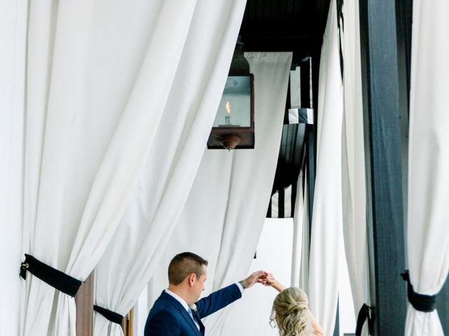 Josh and Kelly's Wedding in Rosemary Beach, Florida 16