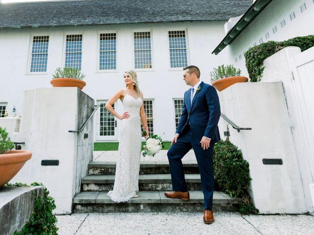 Josh and Kelly's Wedding in Rosemary Beach, Florida 18