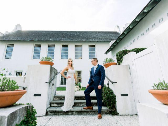 Josh and Kelly's Wedding in Rosemary Beach, Florida 19