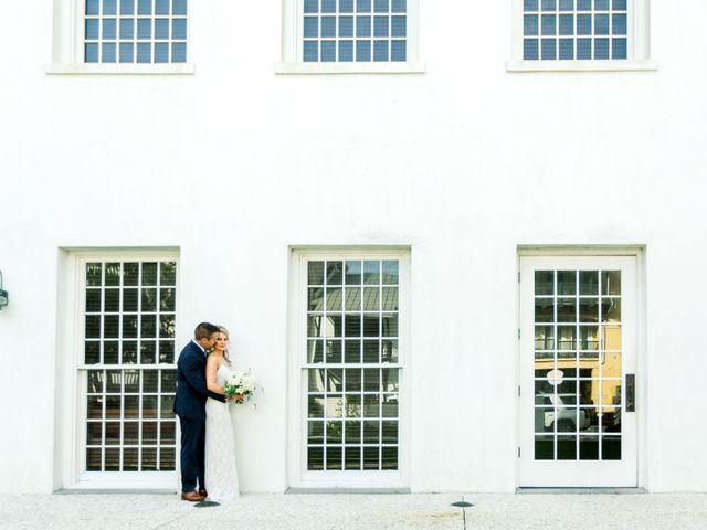 Josh and Kelly's Wedding in Rosemary Beach, Florida 20