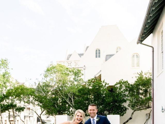 Josh and Kelly's Wedding in Rosemary Beach, Florida 26