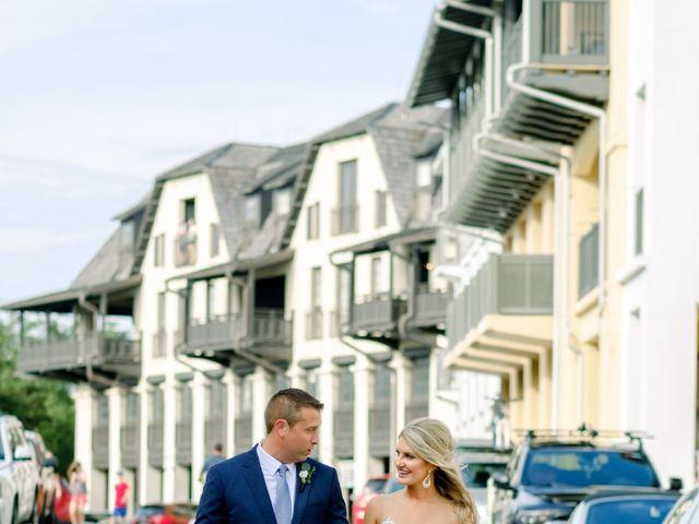 Josh and Kelly's Wedding in Rosemary Beach, Florida 27
