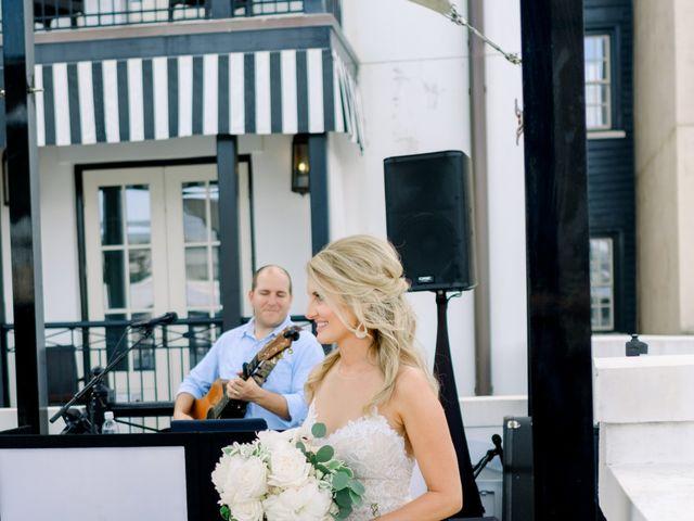 Josh and Kelly's Wedding in Rosemary Beach, Florida 32