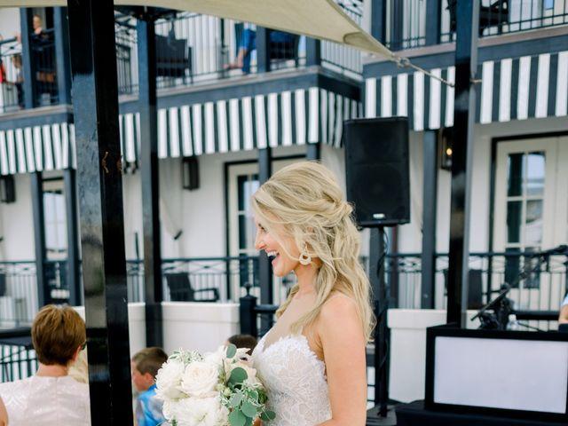 Josh and Kelly's Wedding in Rosemary Beach, Florida 33