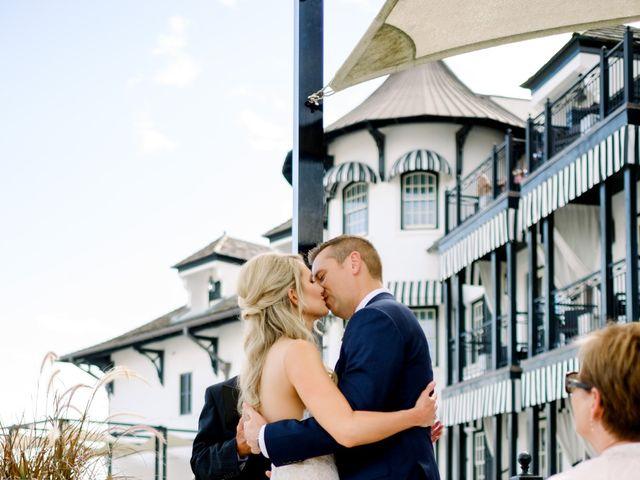 Josh and Kelly's Wedding in Rosemary Beach, Florida 39