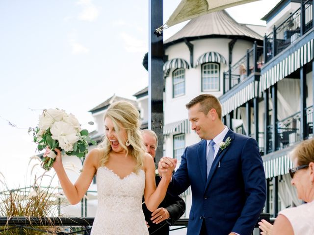Josh and Kelly's Wedding in Rosemary Beach, Florida 41