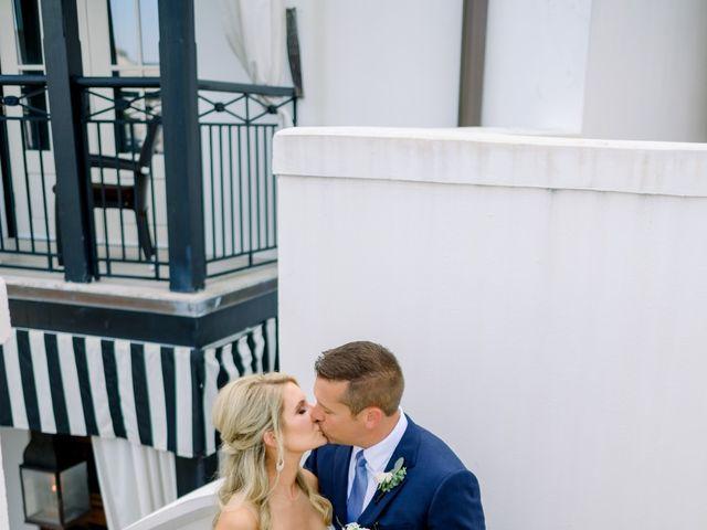 Josh and Kelly's Wedding in Rosemary Beach, Florida 43