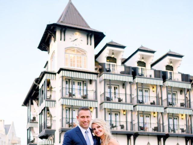 Josh and Kelly's Wedding in Rosemary Beach, Florida 45