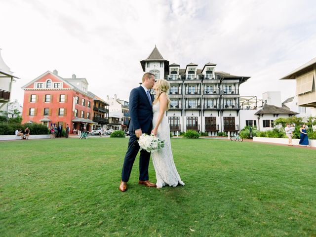 Josh and Kelly's Wedding in Rosemary Beach, Florida 48