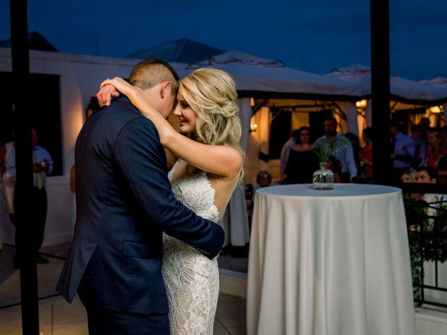 Josh and Kelly's Wedding in Rosemary Beach, Florida 60